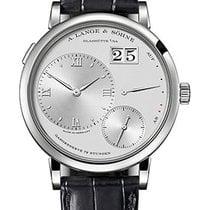 A. Lange & Söhne Grand Lange 1 Platinum 40.9mm Silver Roman numerals United States of America, Florida, Sunny Isles Beach