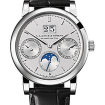 A. Lange & Söhne 330.025 White gold 2020 Saxonia 38.5mm new United States of America, Florida, Sunny Isles Beach