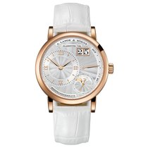 A. Lange & Söhne Little Lange 1 Rose gold 36.8mm Silver Roman numerals United States of America, Florida, Sunny Isles Beach