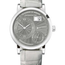 A. Lange & Söhne Women's watch Little Lange 1 36.8mm Manual winding new Watch with original box and original papers 2020