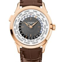 Patek Philippe 5230R Rose gold 2020 World Time 38.5mm new United States of America, Florida, Sunny Isles Beach