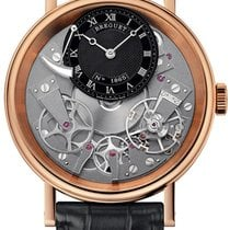 Breguet 7057BR/G9/9W6 Rose gold 2021 Tradition 40mm new United States of America, Florida, Sunny Isles Beach
