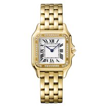 Cartier WJPN0016 Yellow gold 2021 Panthère 27mm new United States of America, Florida, Sunny Isles Beach