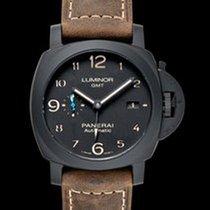 Panerai Luminor 1950 3 Days GMT Automatic nuevo 2020 Automático Reloj con estuche y documentos originales PAM01441