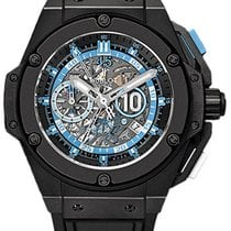 Hublot King Power Ceramic 48mm Transparent