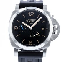 Panerai PAM01321 Steel 2020 Luminor 1950 3 Days GMT Power Reserve Automatic 44mm new United States of America, Florida, Sunny Isles Beach