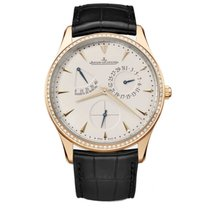 Jaeger-LeCoultre Master Ultra Thin Réserve de Marche Rose gold 39mm Champagne United States of America, Florida, Sunny Isles Beach