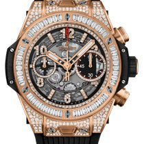 Hublot Rose gold 42mm Automatic 441.OX.1180.RX.0904 new United States of America, Florida, Sunny Isles Beach