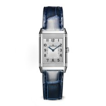 Jaeger-LeCoultre Reverso Classic Small Duetto Steel 34.2mm Black Arabic numerals United States of America, Florida, Sunny Isles Beach