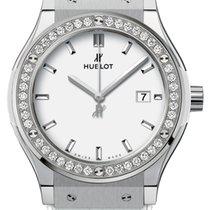 Hublot Classic Fusion Quartz Titanium 33mm White United States of America, Florida, Sunny Isles Beach