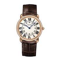 Cartier Ronde Louis Cartier new 2021 Manual winding Watch with original box and original papers WR000651