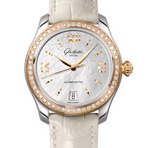 Glashütte Original Lady Serenade Rose gold 36mm Mother of pearl Roman numerals United States of America, Florida, Sunny Isles Beach