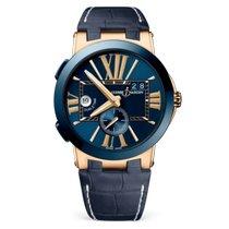 Ulysse Nardin Executive Dual Time 246-00/43 2020 new