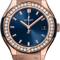 Hublot Classic Fusion Blue Rose gold 33mm Blue United States of America, Florida, Sunny Isles Beach