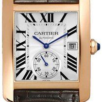 Cartier Tank MC new 2021 Automatic Watch with original box and original papers W5330001