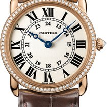 Cartier Ronde Louis Cartier Rose gold 29mm United States of America, Florida, Sunny Isles Beach