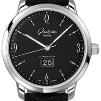 Glashütte Original Sixties Panorama Date Steel 42mm Black Arabic numerals United States of America, Florida, Sunny Isles Beach