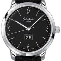 Glashütte Original Sixties Panorama Date new 2020 Automatic Watch with original box and original papers 39-47-03-02-04