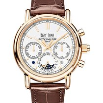 Patek Philippe 5204R-001 Rose gold 2020 Perpetual Calendar Chronograph 40.2mm new United States of America, Florida, Sunny Isles Beach