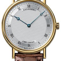 Breguet Yellow gold 38mm Automatic 5157BA/11/9V6 new United States of America, Florida, Sunny Isles Beach