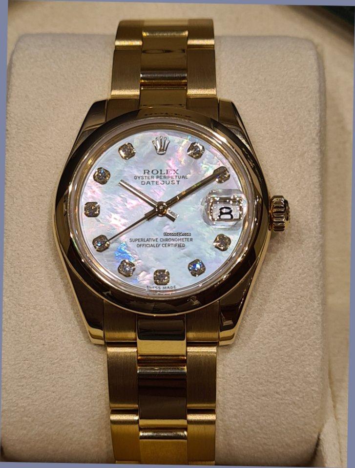 Rolex Lady-Datejust 178248 2006 occasion