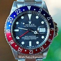 Rolex GMT-Master Steel 40mm Black No numerals United States of America, Missouri, Chesterfield