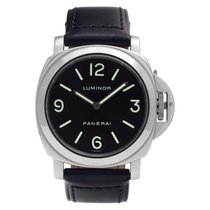 Panerai Luminor Base Steel 42.5mm Black Arabic numerals United States of America, Florida, Surfside