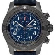Breitling Super Avenger Titanium 48mm Blue