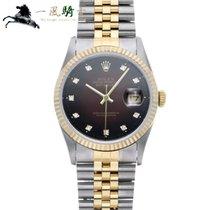 Rolex Datejust tweedehands 36mm