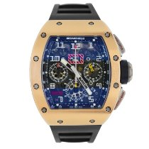 Richard Mille RM 011 Rose gold RM 011 44.5mm pre-owned United Kingdom, London