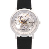 Piaget Altiplano White gold 40mm Transparent United States of America, California, Beverly Hills