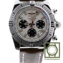 Breitling Chronomat 44 Airborne Stahl 44mm Silber