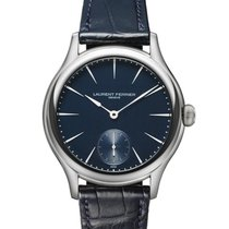 Laurent Ferrier Hvitt gull 40mm ny