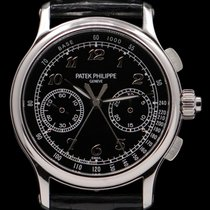 Patek Philippe Grand Complications (submodel) 5370P-001 Very good Platinum 41mm Manual winding United States of America, New York, New York