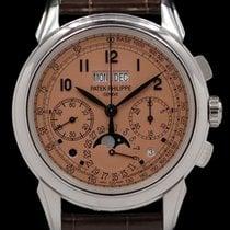 Patek Philippe Perpetual Calendar Chronograph Platinum 41mm Pink United States of America, New York, New York