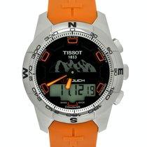 Tissot Titan Kvarc Crn 43mm nov T-Touch II