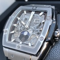 Hublot Spirit of Big Bang Titanio 42mm Trasparente Senza numeri