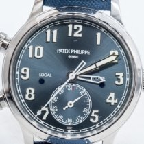 Patek Philippe Travel Time Сталь