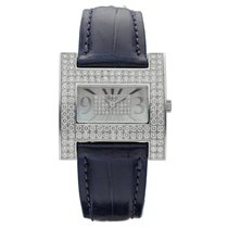 Chopard Classic White gold 32mm Mother of pearl United States of America, Florida, Sarasota