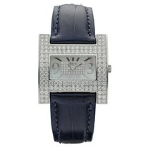 Chopard Classic Or blanc 32mm Nacre Arabes