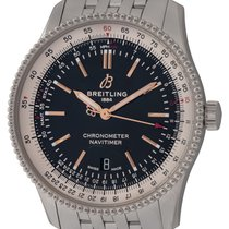 Breitling Navitimer new Automatic Watch with original box and original papers A17326211B1A1
