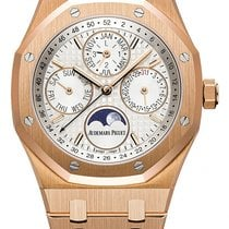 Audemars Piguet 26574OR.OO.1220OR.01-1 Rose gold Royal Oak Perpetual Calendar 41mm pre-owned United States of America, Florida, Sunny Isles Beach