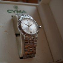 Cyma Steel 35mm Quartz pre-owned