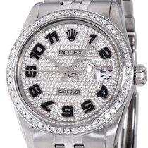 Rolex Datejust Steel 36mm Arabic numerals United States of America, New York, NEW YORK CITY