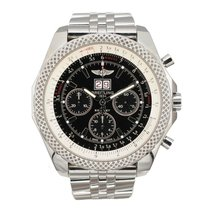 Breitling A44364 Steel Bentley 6.75 pre-owned United States of America, Texas, Plano