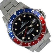 Rolex GMT-Master 16750 1986 подержанные