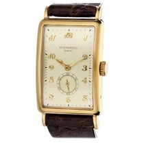 Patek Philippe Vintage Yellow gold 47mm White Arabic numerals United States of America, California, Los Angeles