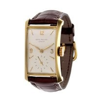 Patek Philippe Hour Glass Yellow gold 39mm Silver No numerals United States of America, California, Los Angeles