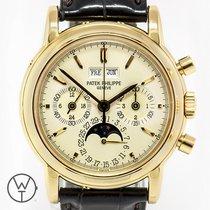 Patek Philippe Perpetual Calendar Chronograph Or jaune 36mm