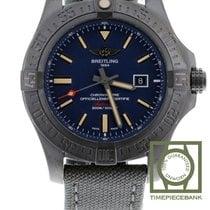 Breitling Avenger Blackbird Titane 48mm Bleu